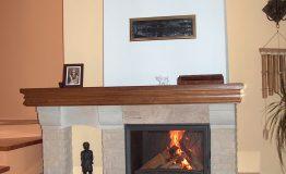 Wkład kominkowy Invicta Lux 800 Side Kominkikris